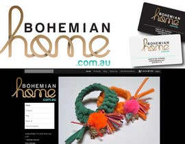 #169 для LOGO design for www.bohemianhome.com.au от dyeth