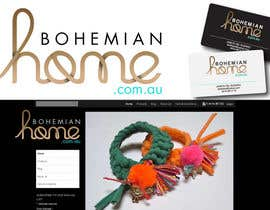 #171 för LOGO design for www.bohemianhome.com.au av dyeth