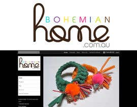#179 för LOGO design for www.bohemianhome.com.au av dyeth
