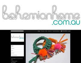 #176 for LOGO design for www.bohemianhome.com.au by dyeth