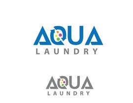 #50 for Design a Logo for AQUA LAUNDRY & DRY CLEANING af unumgrafix