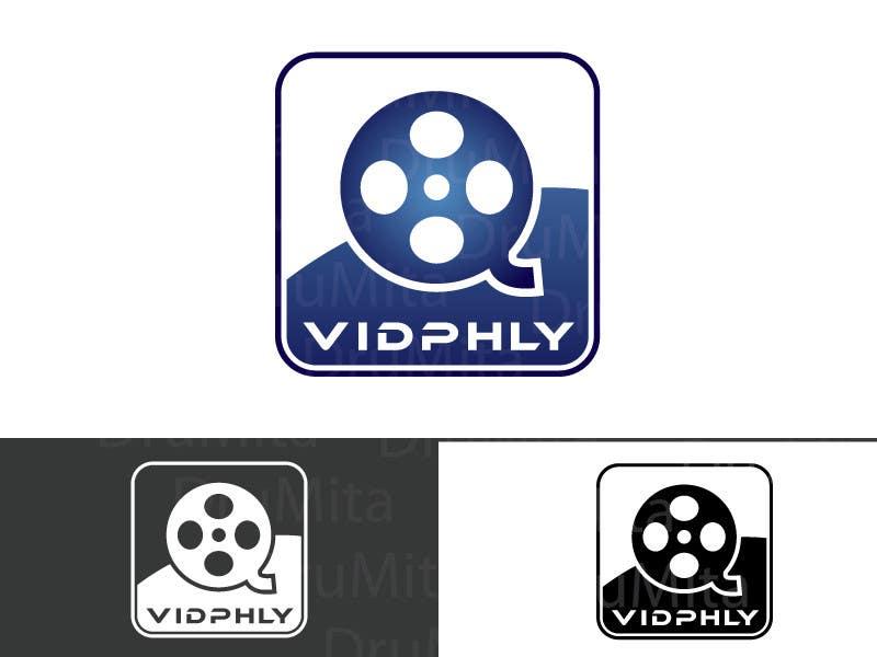 Kilpailutyö #84 kilpailussa Design a Logo for short video site