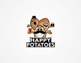 omenarianda tarafından Design a Logo for Happy Potatoes Gift store için no 31