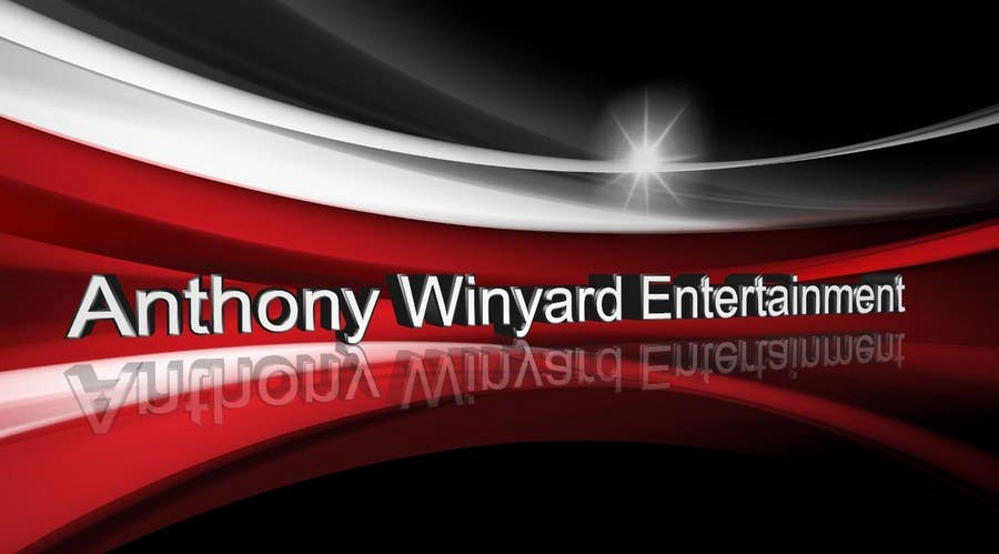 Konkurrenceindlæg #                                        152                                      for                                         Graphic Design- Company logo for Anthony Winyard Entertainment