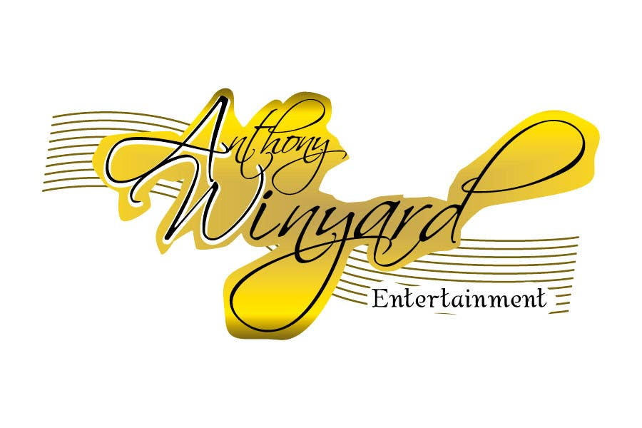 Konkurrenceindlæg #                                        229                                      for                                         Graphic Design- Company logo for Anthony Winyard Entertainment