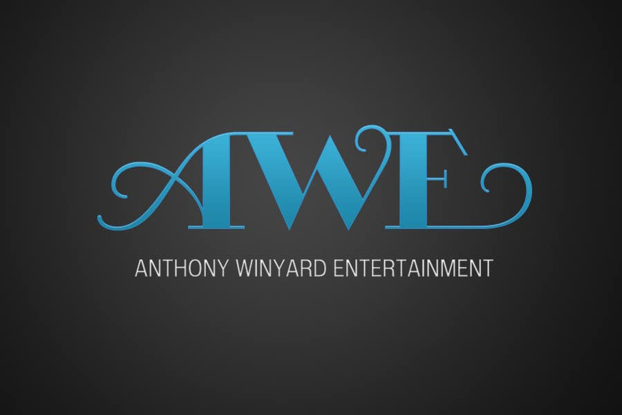 Konkurrenceindlæg #                                        82                                      for                                         Graphic Design- Company logo for Anthony Winyard Entertainment