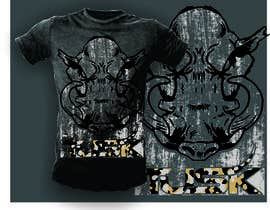 #29 cho Design a T-Shirt for TUSK bởi mj956