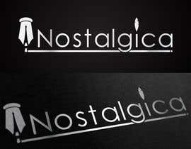 "#24 for Design a Logo for ""Nostalgica"" af HammyHS"