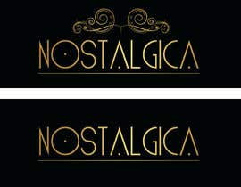 "#66 for Design a Logo for ""Nostalgica"" af alice1012"