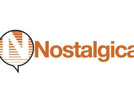 "#54 for Design a Logo for ""Nostalgica"" af stanbaker"