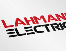 #40 for Design a Logo for  Lahmann Electrics by shawky911