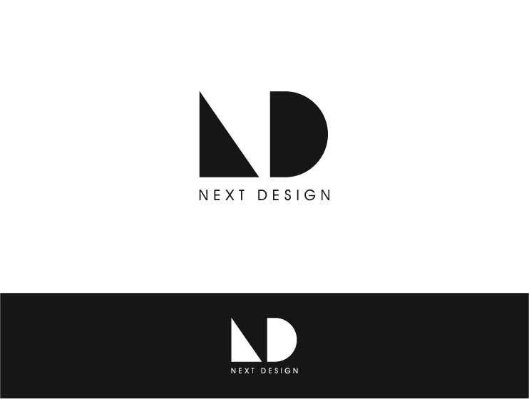 Proposition n°165 du concours Design a Logo for the brand 'Next Design'