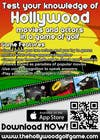 Flyer Design Contest Entry #20 for Design a Flyer for an iPhone Game