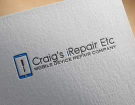 #25 untuk Design a Logo for a Mobile Device Repair Company oleh DamirPaul