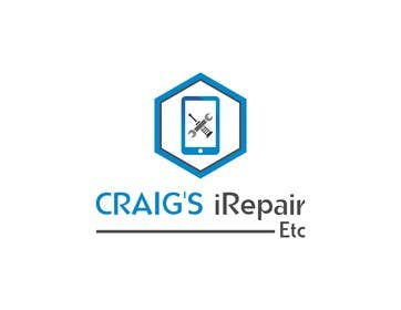 #10 untuk Design a Logo for a Mobile Device Repair Company oleh javedg