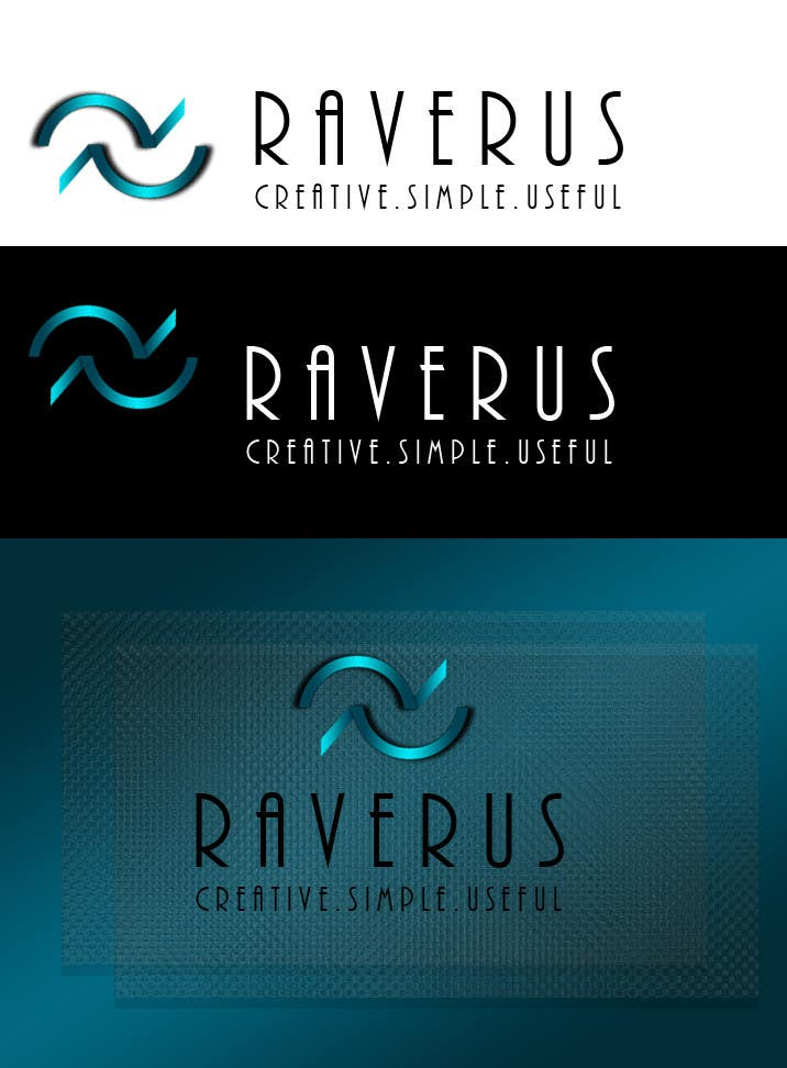 Конкурсная заявка №41 для Logo Design for Raverus