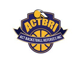 #23 untuk Design a Logo for ACT Basketball Referees Inc oleh teAmGrafic