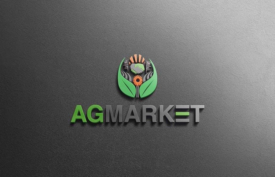 Inscrição nº 276 do Concurso para Design a Logo for agmarket