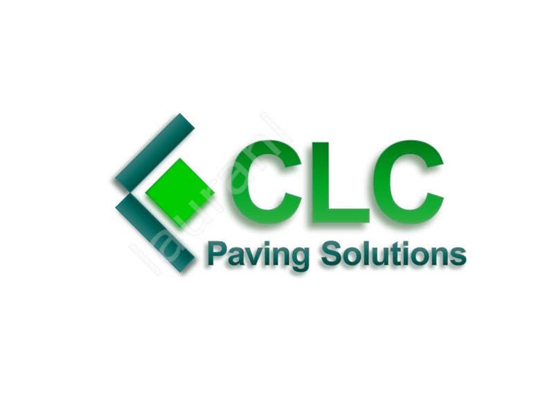 Proposition n°90 du concours Design a Logo for CLC Paving