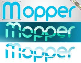 """#16 untuk Design a Logo for """"MOPPER' oleh WarnesOrtiz"""