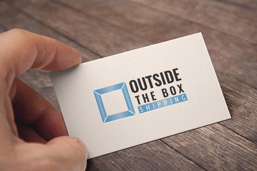 Konkurrenceindlæg #97 for Shipping Box Logo Design