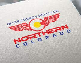 #48 for Design a Logo for Colorado Helicopter Fire Crew af cooldesign1