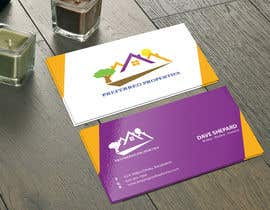 #48 cho Design a Logo and business card for my real estate company bởi ashak570