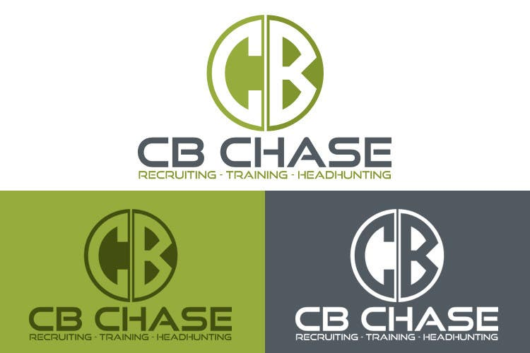 Konkurrenceindlæg #13 for Design a Logo | Business card for a headhunting company called CB Chase