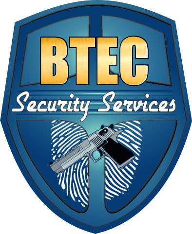 Inscrição nº 27 do Concurso para Design a Logo for a security company