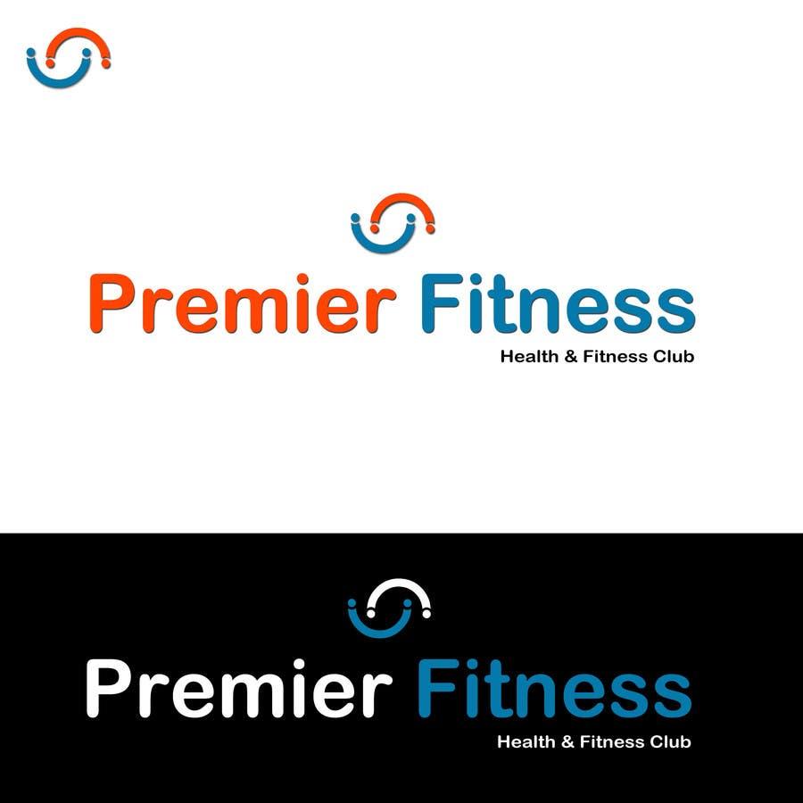 Kilpailutyö #289 kilpailussa Design a Logo for Premier Fitness