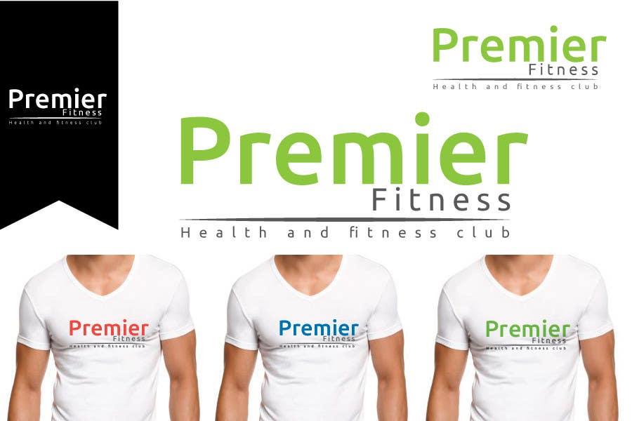 Kilpailutyö #339 kilpailussa Design a Logo for Premier Fitness