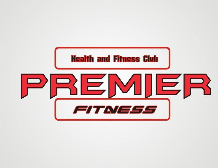 Penyertaan Peraduan #307 untuk Design a Logo for Premier Fitness