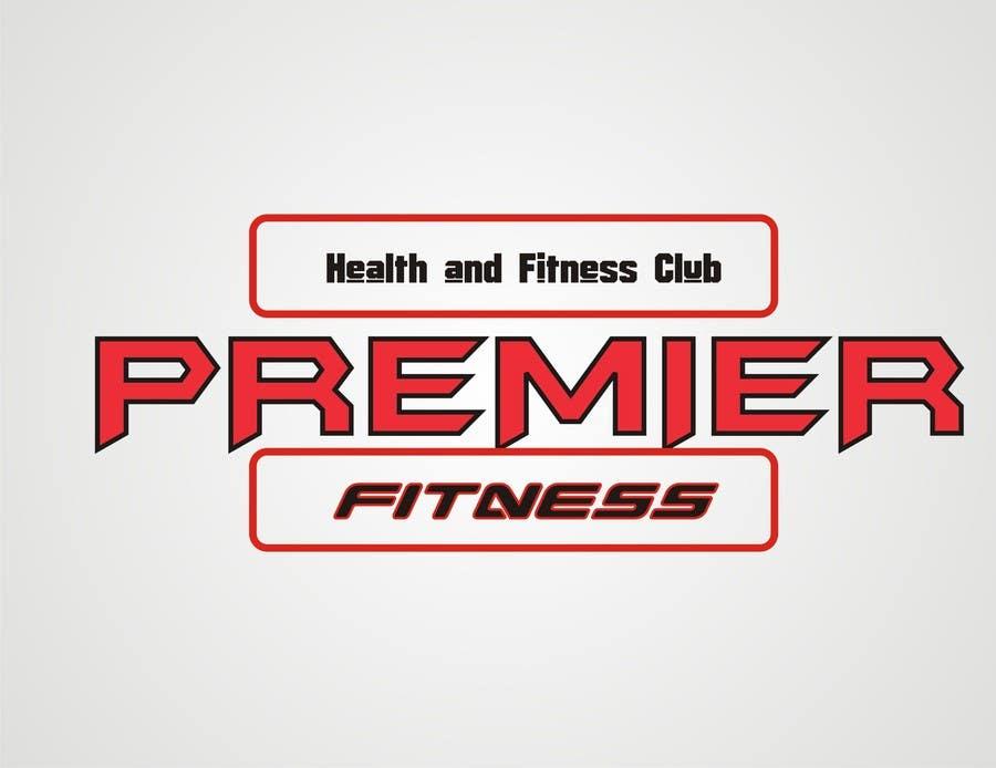 Kilpailutyö #308 kilpailussa Design a Logo for Premier Fitness