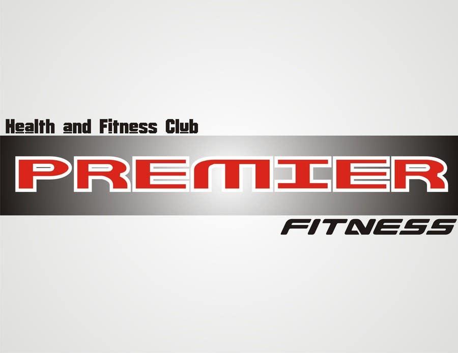 Kilpailutyö #314 kilpailussa Design a Logo for Premier Fitness