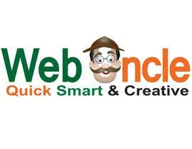 nº 25 pour Design a Logo for WEB UNCLE, INDIA par sandanimendis