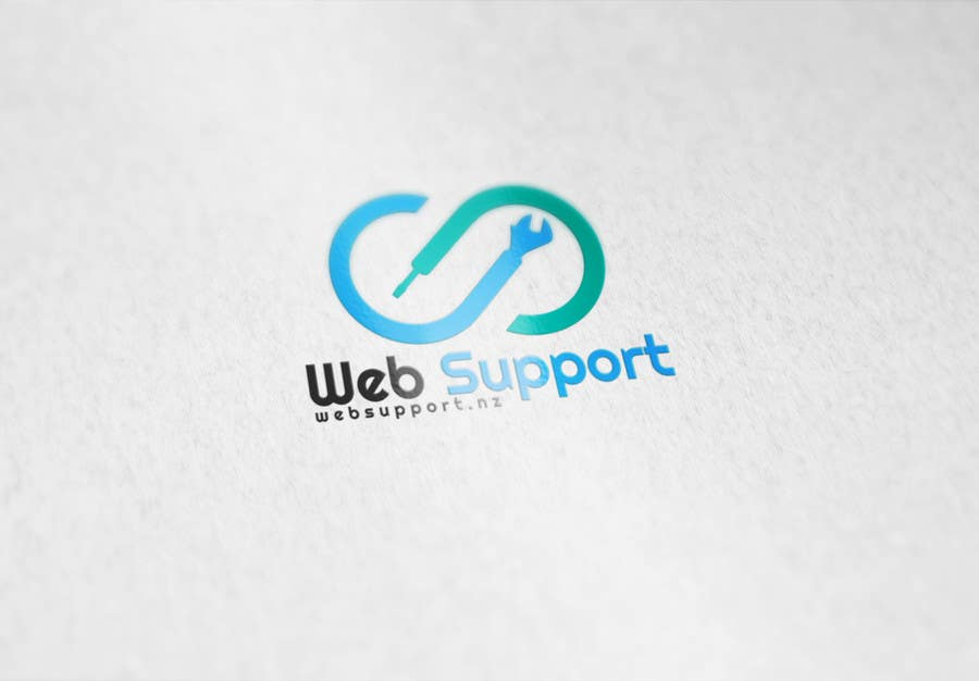 Contest Entry #                                        62                                      for                                         Design a Logo for websupport.nz
