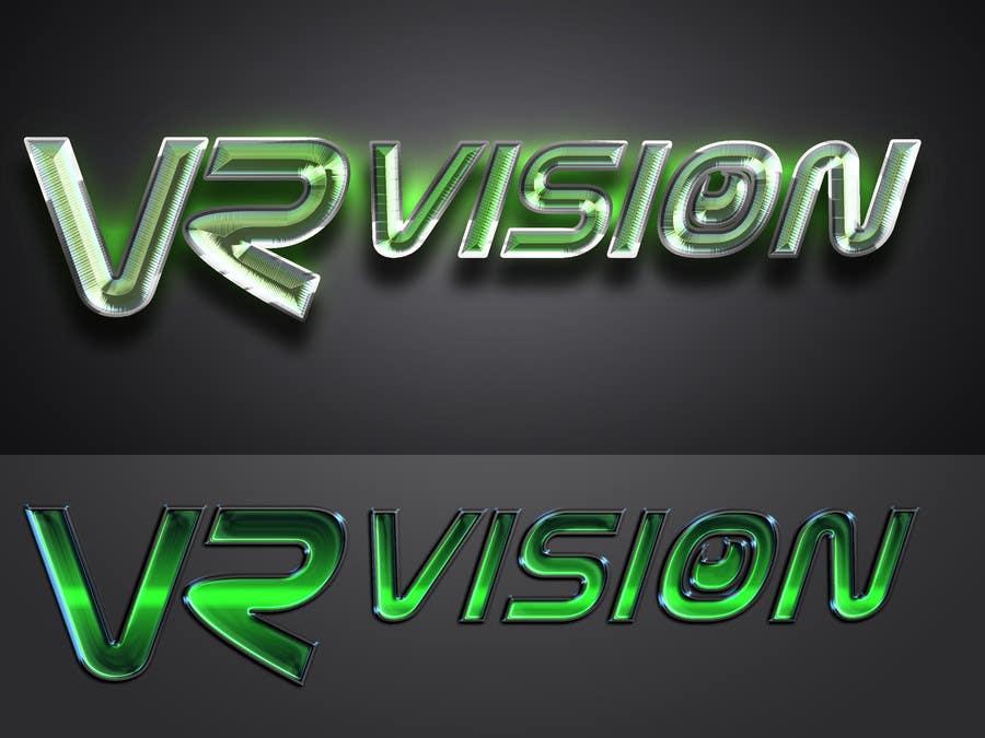 Inscrição nº 22 do Concurso para Design a Logo for VR Vision