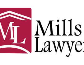 nº 59 pour Design a Logo for Mills Lawyers par open2010