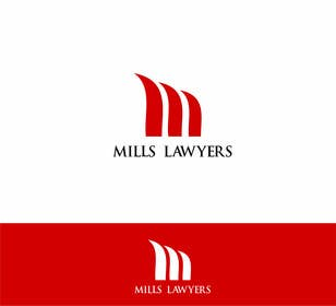 #57 cho Design a Logo for Mills Lawyers bởi eltorozzz