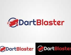#63 para Logo Design for Dartblaster Website por Attebasile