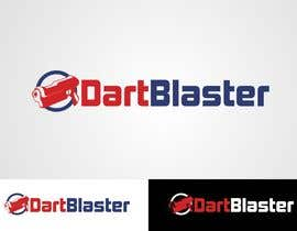 #64 para Logo Design for Dartblaster Website por Attebasile
