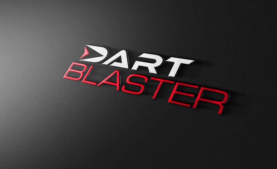 Konkurrenceindlæg #                                        26                                      for                                         Logo Design for Dartblaster Website