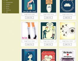 #39 para Cathy Posts Pics - Website Design por SkylineServes