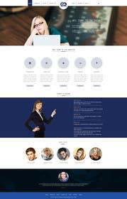 Nro 13 kilpailuun Re-design static HTML webpage for our company käyttäjältä logodesire