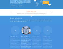 #18 for Re-design static HTML webpage for our company by MadniInfoway01