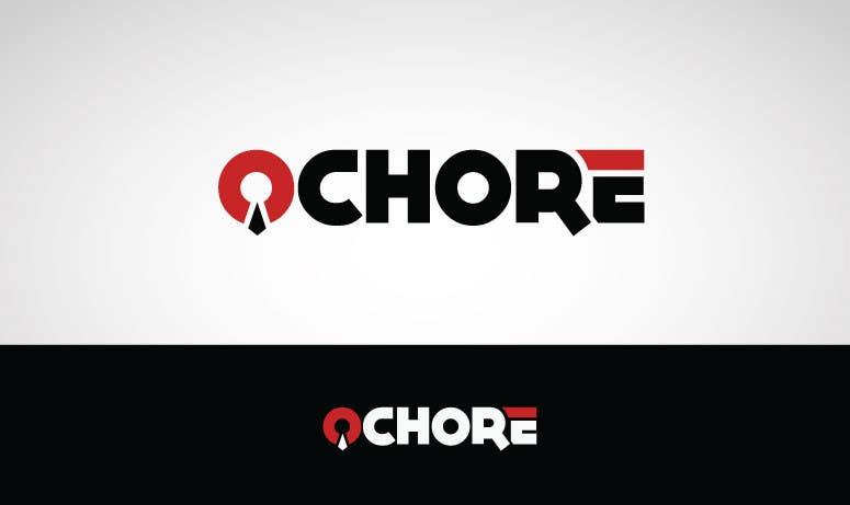 """Penyertaan Peraduan #104 untuk Design company Logo """"QCHORE"""""""