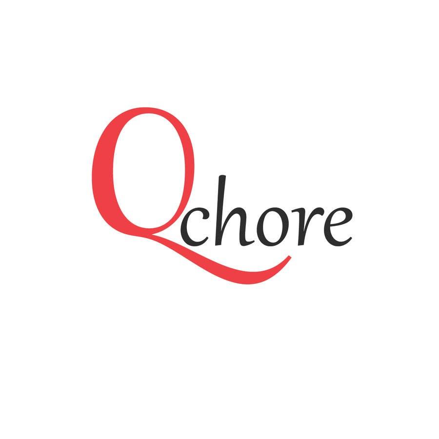 """Penyertaan Peraduan #122 untuk Design company Logo """"QCHORE"""""""