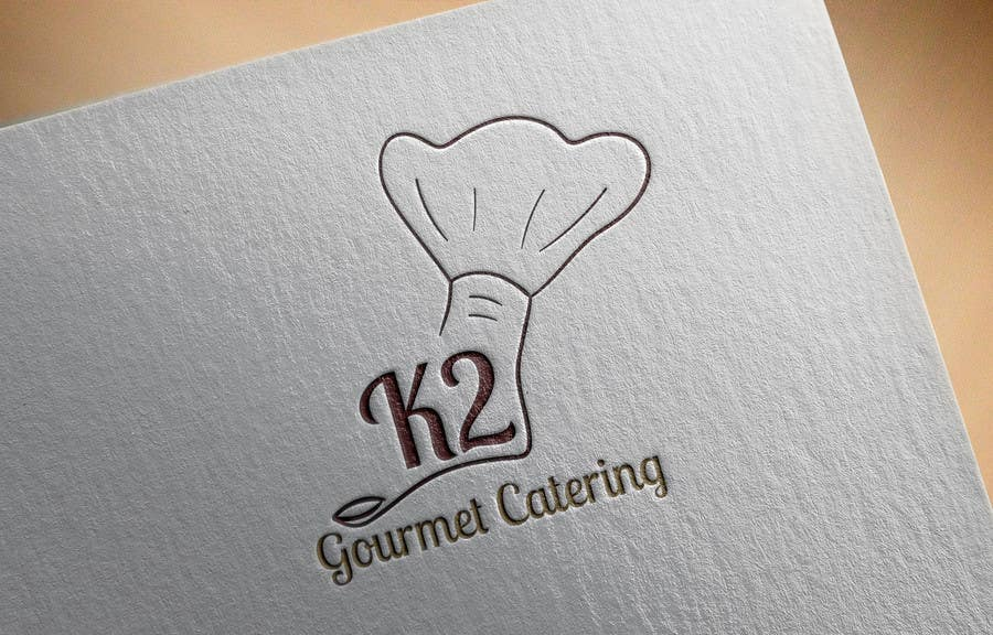 Contest Entry #                                        41                                      for                                         Design a Logo for K2 Gourmet Catering