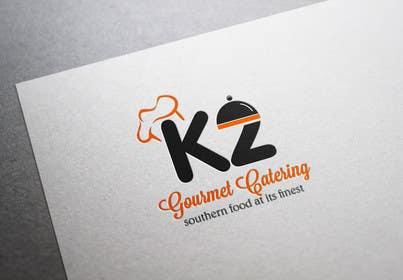 Nro 108 kilpailuun Design a Logo for K2 Gourmet Catering käyttäjältä tusharpaul87