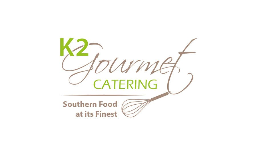 Contest Entry #                                        149                                      for                                         Design a Logo for K2 Gourmet Catering